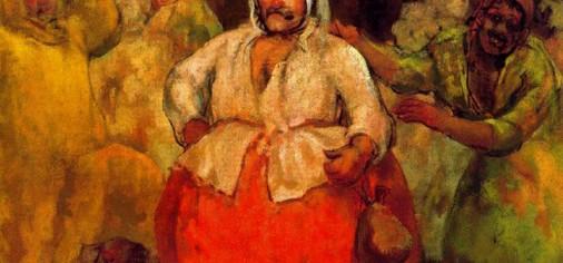 Evaristo Valle, fondos del museo