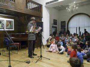 Conciertos didácticos en el Museo Evaristo Valle