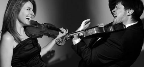 Concierto Lomeiko (violín), Zhislin (viola) y Bezrodny (piano)