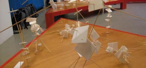 Taller de escultura para artistas menudos, con Pablo Maojo