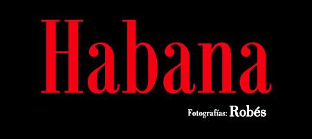 """Inaguración de la exposición """"Habana"""", con fotografías de Robés"""