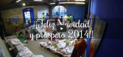 ¡Feliz Navidad y Próspero 2014!