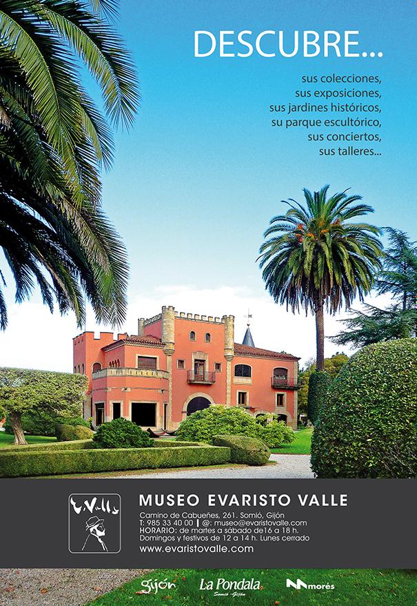 Cartel descubre...el Museo Evaristo Valle