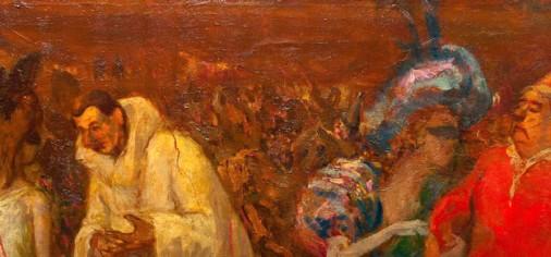 Evaristo Valle, pintor del carnaval: Visitas guiadas domingo 7 y martes 9 de febrero