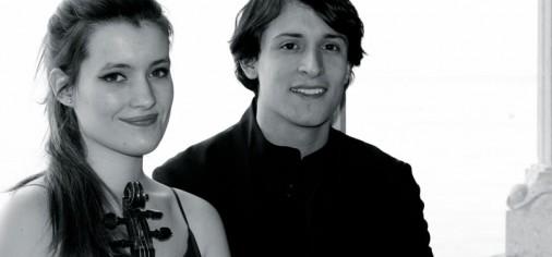 Concierto de Violín y Piano a cargo del Duo Florea – Barahona, con obras de Mozart, Hahn, Ravel y Franck