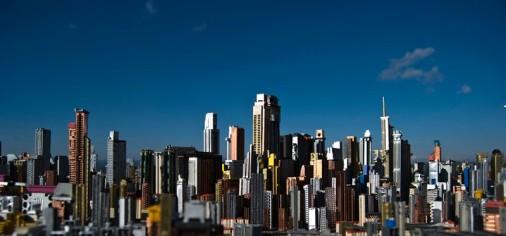 Taller FamiliarizArte: Nuestra Isla. Construyendo una ciudad.