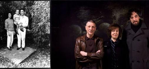 """Inauguración """"Los Visitantes del Museo 1985 / 2014. Fotografías de Roberto Molinos"""""""