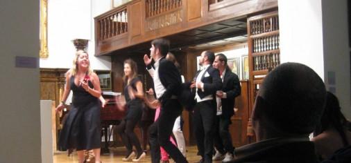 Recital de Canto. Alumnos ESAD
