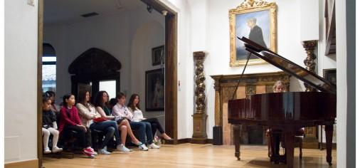 """22-jun / En Concierto con la Escuela de Música Viva """"Thaikovsky"""""""