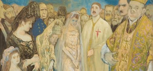 """12 abril, 12.30 h. Visita guiada """"Descubre… El Greco en la obra de Evaristo Valle"""""""