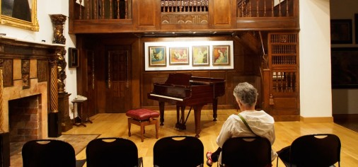 """V. 20 abril 2018, 19.30 h // CONCIERTO ALUMNOS DE PIANO DEL CONSERVATORIO """"JULIÁN ORBÓN"""""""