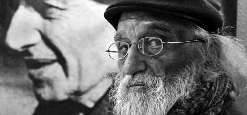 """Domingo 15, 13.00 h // Inauguración """"El silencio… La pintura en blanco y negro de Manuel Calvo (1958 · 1964)"""""""