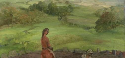 """Visita guada """"Naturaleza contenida"""", a los museo Nicanor Piñole y Evaristo Valle"""