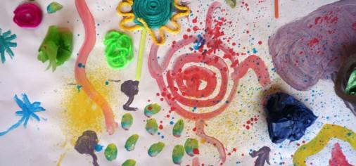 Un verano con mucho arte. Talleres de creación para niños. Julio 2015