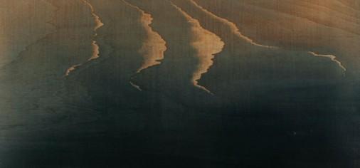 """D. 27 sept / Clausura de la exposición """"José Arias. La memoria del agua. 25 años de vertidos (1990 – 2014)"""