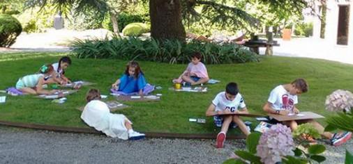 Un verano con mucho arte. Talleres de creación para niños, del 13 al 17 de julio