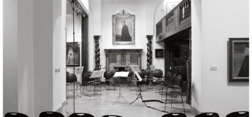 S. 30 ene, 16-18 h. Ensayo a puertas abiertas de la jovencísima violinista Cristina Cubas Hondal