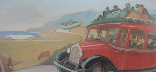 """Visita guiada """"Paisajes encontrados: Valle y Piñole"""""""