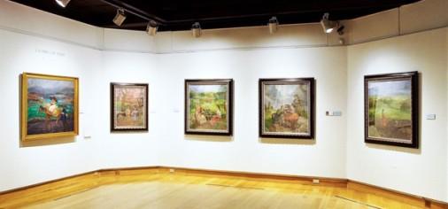 """D. 10 abr – 12.30 h Visita guiada: """"Descubre… El Museo Evaristo Valle"""""""