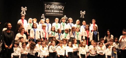 """S. 4 jun, 12.30 // Concierto """"20 Aniversario Tchaikovsky Escuela de Música Viva (1996-2016)"""""""