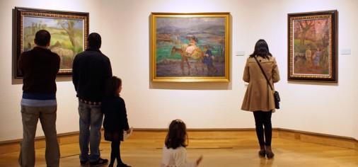 """S. 18 jun // Visita guiada """"Descubre… los jardines y la colección del Museo Evaristo Valle"""""""