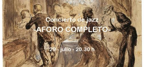 29 jul – 20.30 h // Recital de jazz: Goldfarb, Zhislin, Gorostidi y Foks