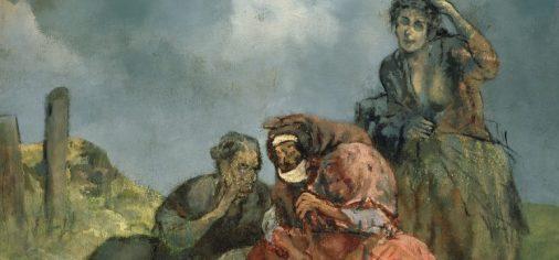 """Museo virtual: #Emparejados, """"Las tres brujas"""" vs """"Haraganes"""""""