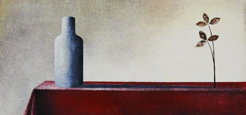"""D. 2/4 – 13.00 h // Clausura y visita guiada exposición """"Rodolfo Pico. Una geometría sonriente. Pinturas"""""""
