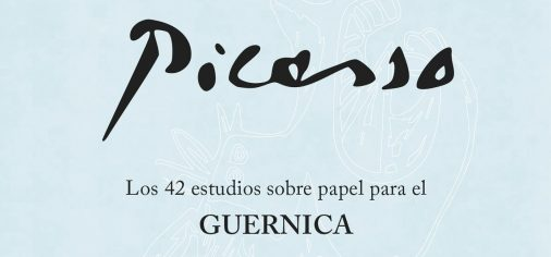 "D. 25 febrero, 13.00 h // Visita guiada exposición ""Picasso. Los 42 dibujos preparatorios sobre papel para el Guernica. Edición facsimilar íntegra""."