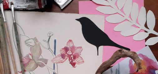 Del 31 oct al 3 nov, de 10.00 a 14.00 h // Jardineros del papel, taller para pequeños artistas, de 5 a 12 años