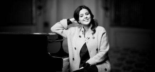 V. 26 oct, 19.30 h // Concierto en memoria de Guillermo Quirós Pintado: Olga Zado, piano y David Abrahamyan, viola