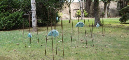 """""""Renacer del bosque"""", de Ángel Domínguez-Gil, nueva incorporación al Parque Escultórico del Museo Evaristo Valle"""