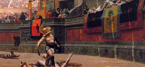 """V. 12 abril, 18.30 y 19.30 h // En torno a """"Gabinete de curiosidades"""" (I): Una de romanos. Visita guiada y conferencia"""
