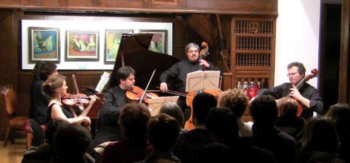 """En el recuerdo… """"The trout"""", F. Schubert. Concierto en memoria de Arkady Futer y Joaquín Rubio Camín"""