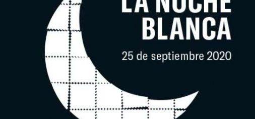 Noche Blanca septiembre 2020// Ampliación fechas octubre : Visita guiada nocturna a los jardines