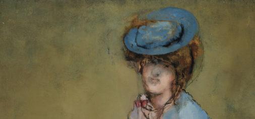 """¡Aforo completo! 6 y 7 de marzo de 2021 // Visita guiada """"La mujer en la pintura de Evaristo Valle"""""""
