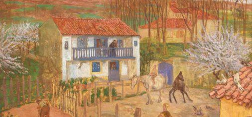 """18 junio 2021, 19.00 h // Conferencia Gretel Piquer Viniegra """"Retrato de Asturias, por Evaristo Valle"""""""